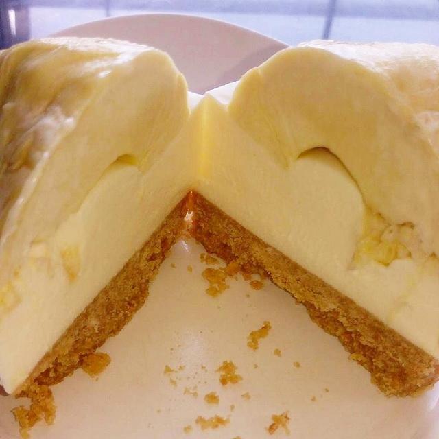durian cheese pie recipe (5)
