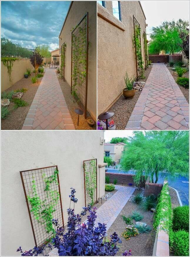 garden in fence ideas (23)