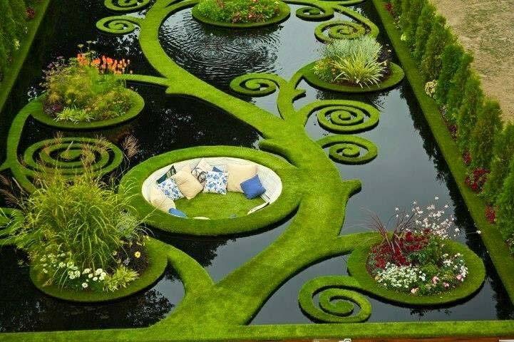 garden in fence ideas (31)