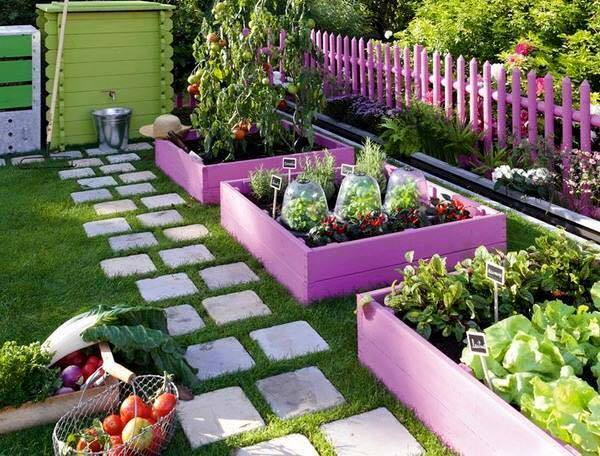 garden in fence ideas (38)