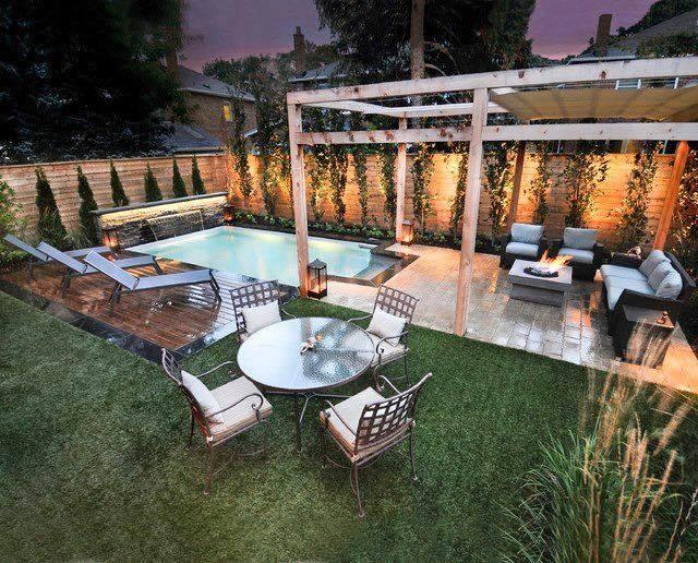 garden in fence ideas (42)