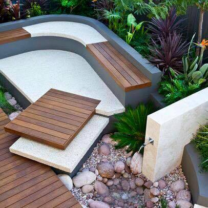 garden in fence ideas (46)