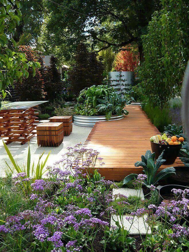garden in fence ideas (50)