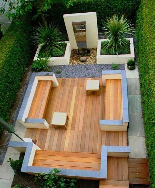 garden in fence ideas (58)