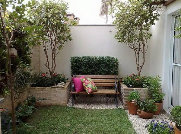garden in fence ideas (63)