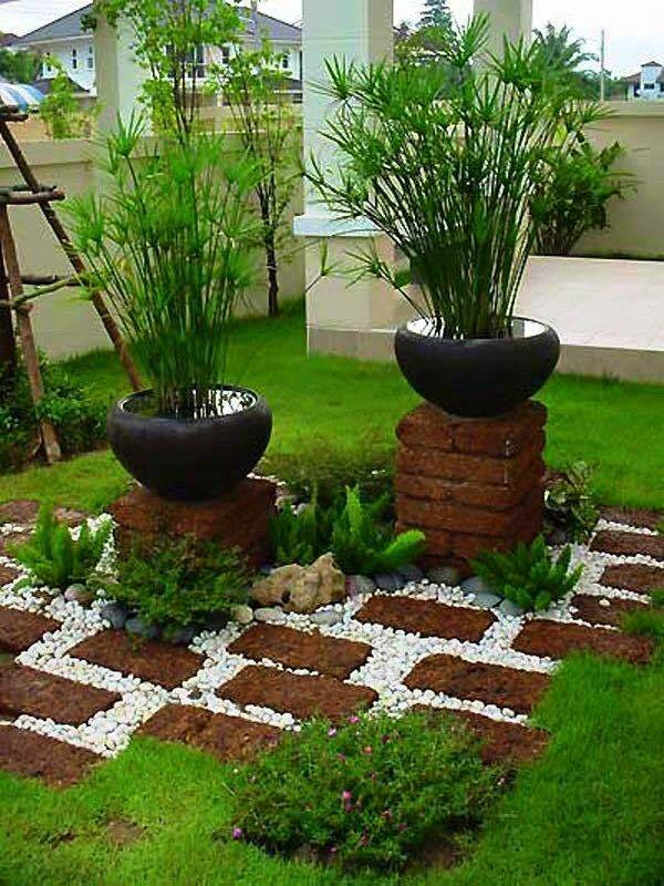 garden in fence ideas (74)