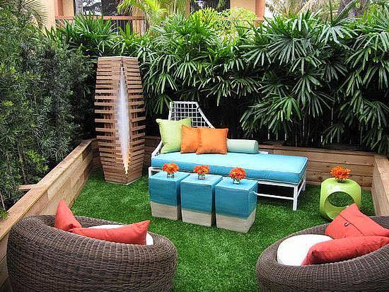 77 for Garden sit out designs
