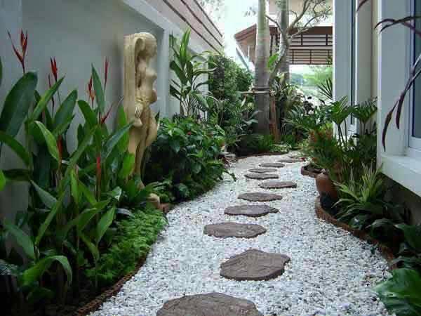garden in fence ideas (79)