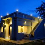 Review : บ้านสวนหลังน้อยพร้อมชั้นดาดฟ้า สไตล์ลอฟท์ปูนเปลือย กับงบประมาณ 500,000 บาท