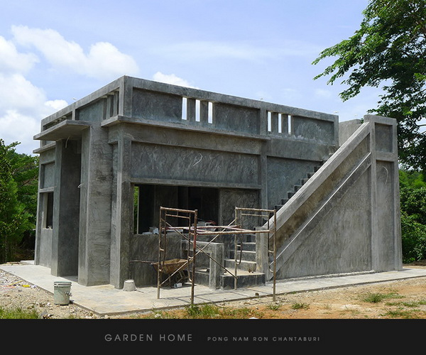 small modern loft concrete house review (37)