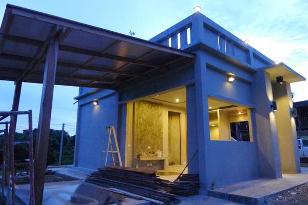 small modern loft concrete house review (57)