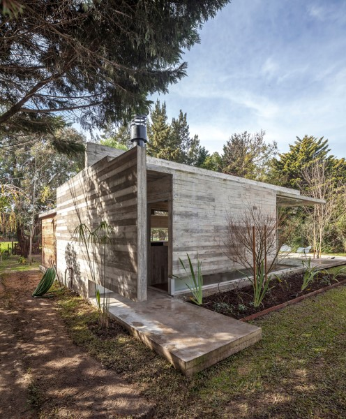 tiny Modern cement houses (4)