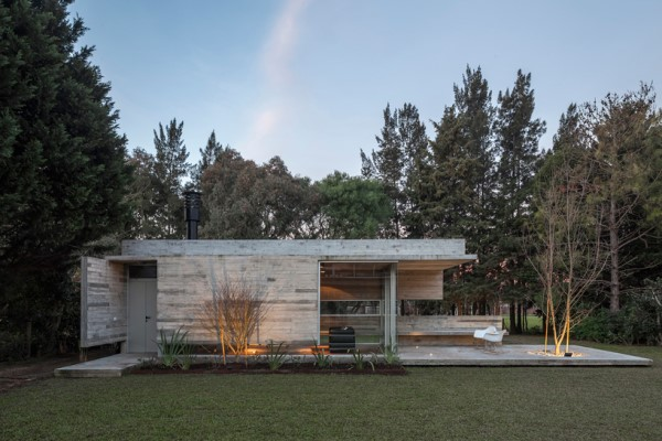 tiny Modern cement houses (6)