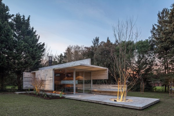 tiny Modern cement houses (7)