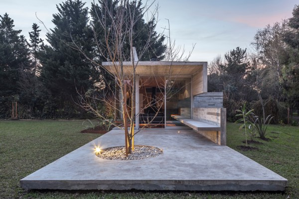 tiny Modern cement houses (8)