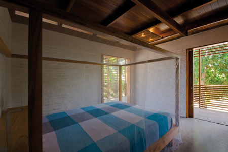 two-story villa house material from wood (1)