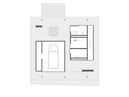 two-story villa house material from wood (10)