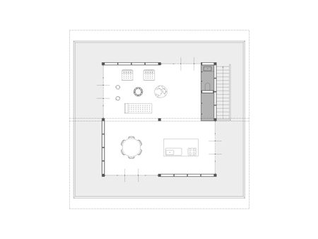 two-story villa house material from wood (12)