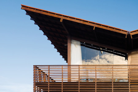 two-story villa house material from wood (14)