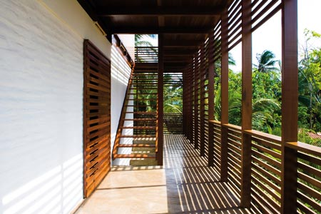 two-story villa house material from wood (15)