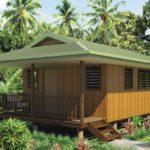 บ้านตากอากาศสไตล์บังกะโล 4 ห้องนอน ห้องน้ำแยก ไอเดียบ้าน ที่เหมาะกับการประยุกต์ทำเป็นโฮมสเตย์