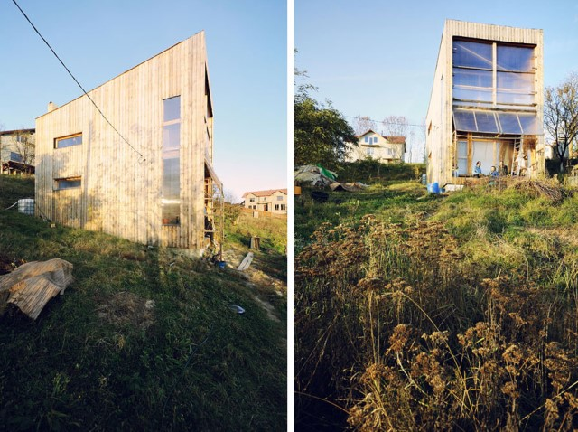 wooden cabin house on the hills (2)
