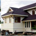 รีวิว สร้างบ้านสองชั้นสไตล์ไทยร่วมสมัย กลางวิวธรรมชาติ งบประมาณ 1.6 ล้านบาท
