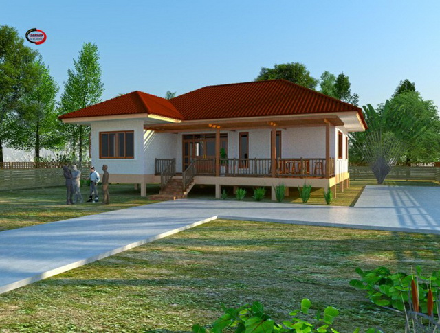 1-storey-hip-roof-anti-flood-house-1