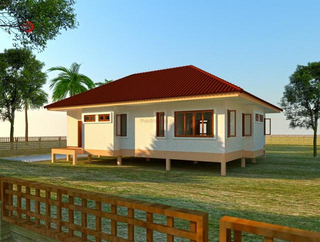 1-storey-hip-roof-anti-flood-house-2