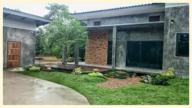 1 storey loft house with beautiful garden (15)