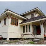 Review : สร้างบ้านสองชั้นสไตล์ไทยร่วมสมัย กลางวิวธรรมชาติแสนสวย ในงบประมาณ 1.6 ล้านบาท