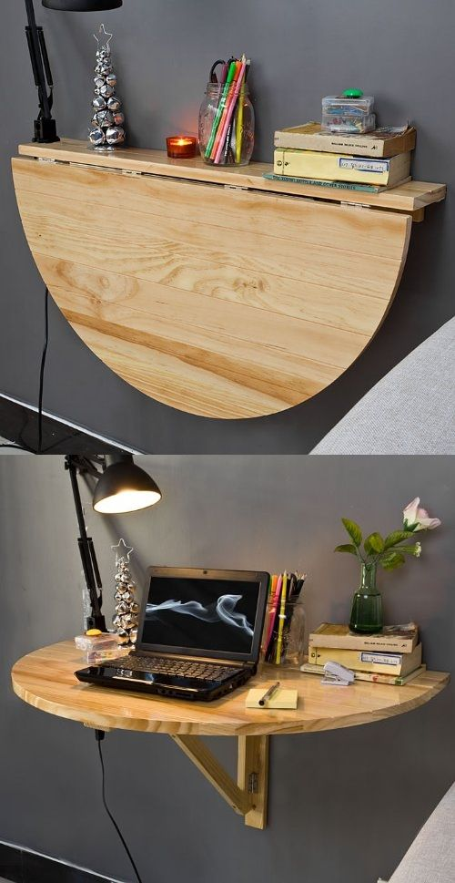 13 wooden minimal shelve ideas (3)