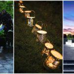 27โคมไฟสนาม ไอเดียเรืองแสง สร้างสรรค์สวนสวย ในสไตล์ของคุณ