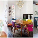 17 โต๊ะอาหารและพื้นที่ทานอาหาร หลากสีสัน เปลี่ยนห้องทานข้าวที่จำเจ ให้สนุกสนาน ทันสมัย