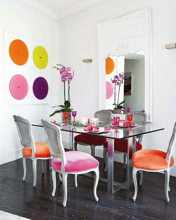 17 dining tables and dining areas (15)