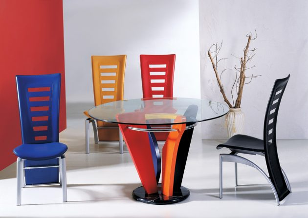 17 dining tables and dining areas (5)
