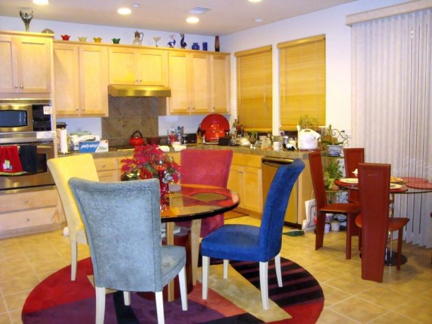 17 dining tables and dining areas (6)