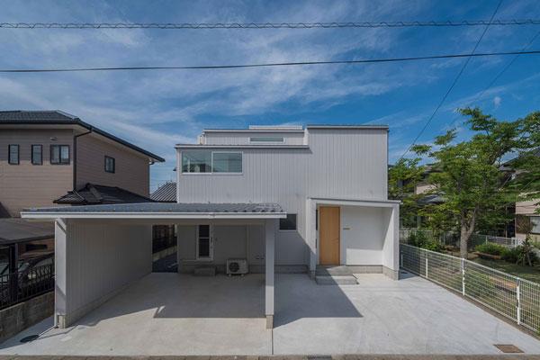 2 storey house by masaki yoneda (2)