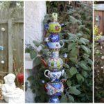 22 ไอเดีย DIY กาน้ำชาเก่า ให้เป็นกระถางดอกไม้ รวมทั้งของตกแต่งสุดสุดแปลกตา