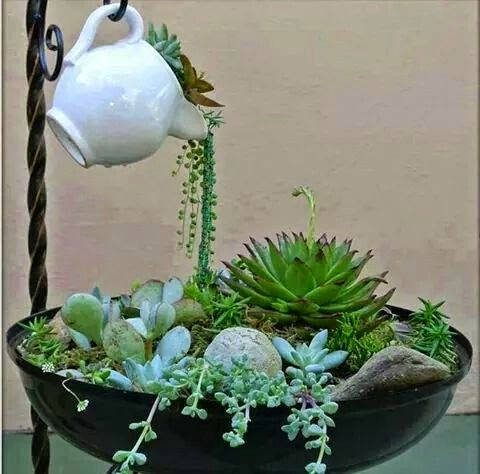 22-diy-ideas-old-teapot-to-flowerpot-7