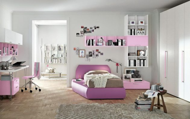 30 ideas modern bedroom and two-tone (15)