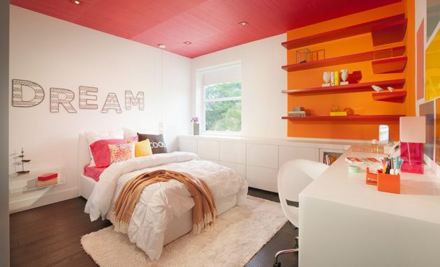 30 ideas modern bedroom and two-tone (30)