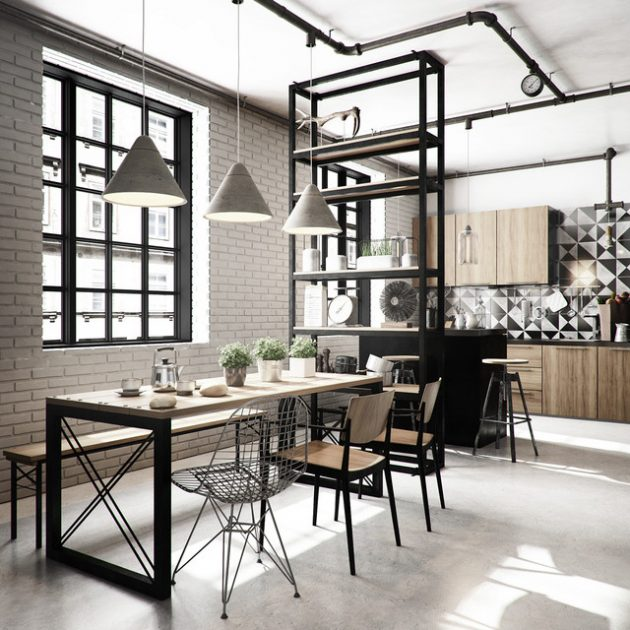 33-minimalist-kitchens-with-exposed-brick-walls (3)