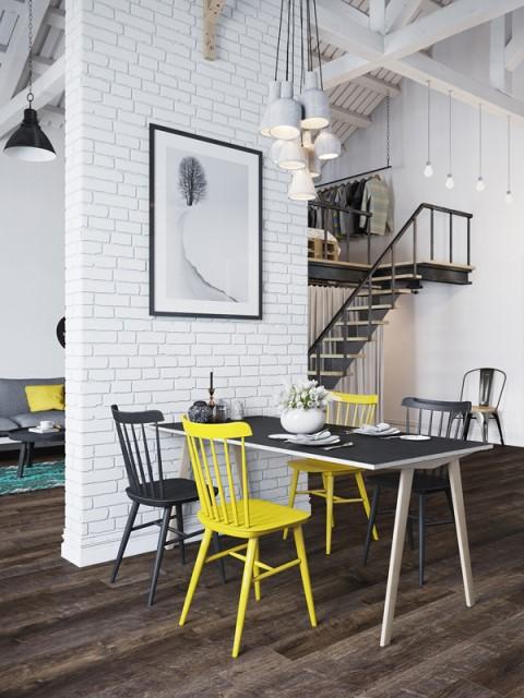 34-monochrome-scandinavian-loft-interior-13