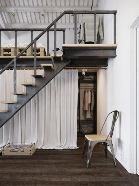 34-monochrome-scandinavian-loft-interior-16