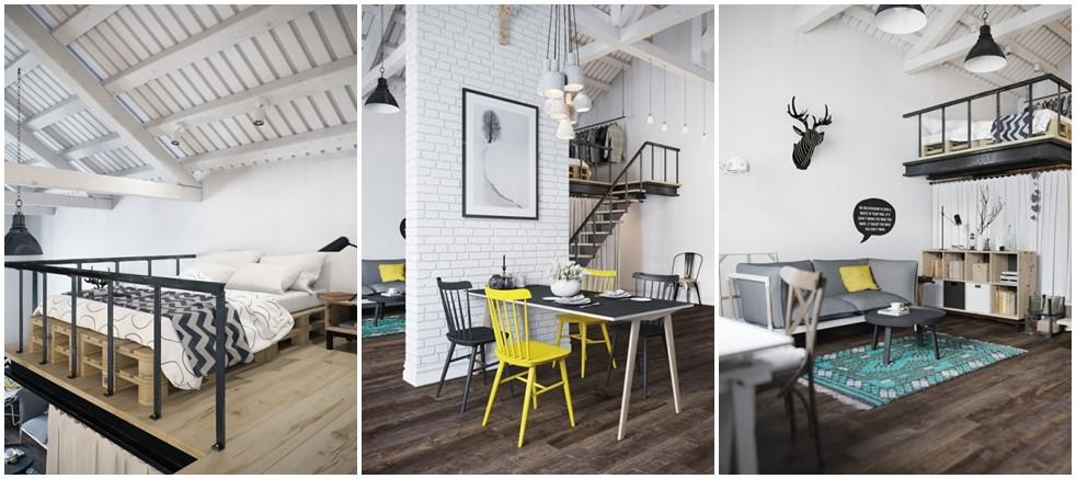 34-monochrome-scandinavian-loft-interior-33
