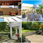 35 สวนหลังบ้าน ไอเดียที่ออกแบบร่วมกับเฉลียงบ้าน แชร์ฟังก์ชันง่ายดาย ตกแต่งพร้อมพรรณไม้ร่มรื่น