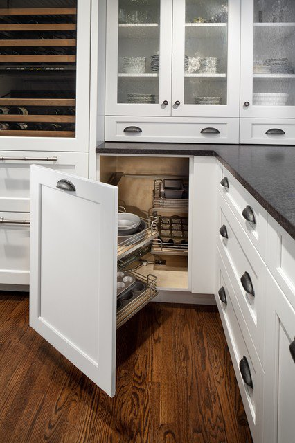 Convert Kitchen Cabinets To European Look