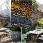 """37 ไอเดียตกแต่งสวน และพื้นที่พักผ่อนกลางแจ้งด้วย """"หินกรวด"""" สร้างฮาร์ดสเคป เพิ่มความลงตัวของสวนหย่อม"""