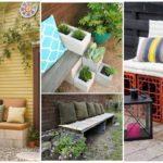 38 ไอเดียสวนหย่อมพร้อมเก้าอี้สนาม เติมเต็มการพักผ่อน และสร้างมุมมองรับกับตัวบ้านของคุณ
